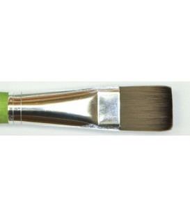 9) Synthetic brush series 374 Da Vinci Fit 24