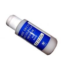 Medium Decoupage Satin VALLEJO 865 ARTE DECO 60 ml.