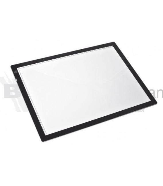 b) Table pour traçage Led VENTUS A3