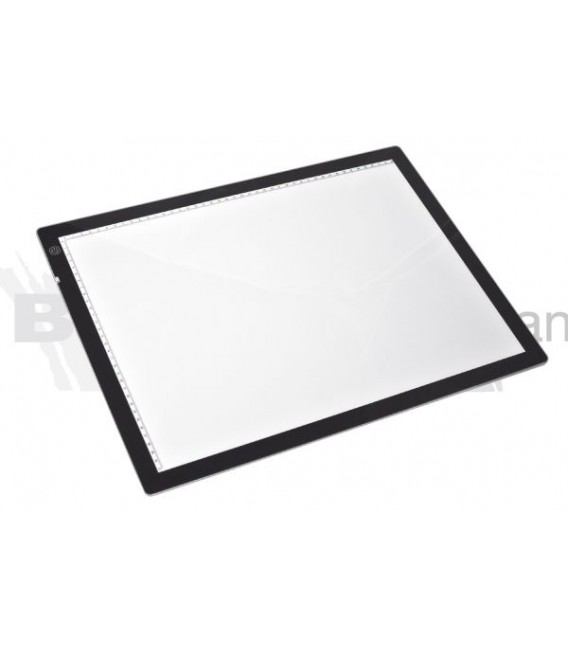 b) VENTUS Led light pad A3