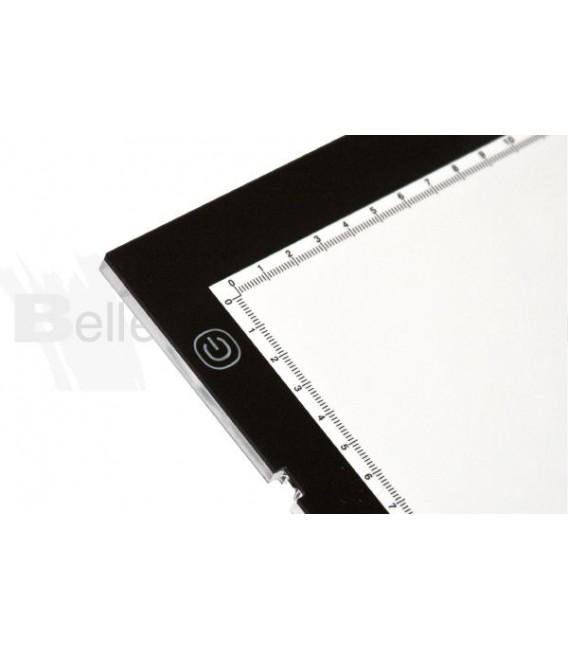 a) Mesa para calcar Led VENTUS A4