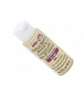 10) 694 Crackle medium FolkArt 59 ml.