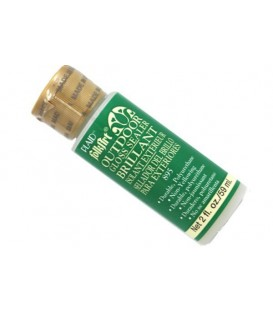 14) 895 Vernis brillant extérieur polyurethane FolkArt 59 ml.