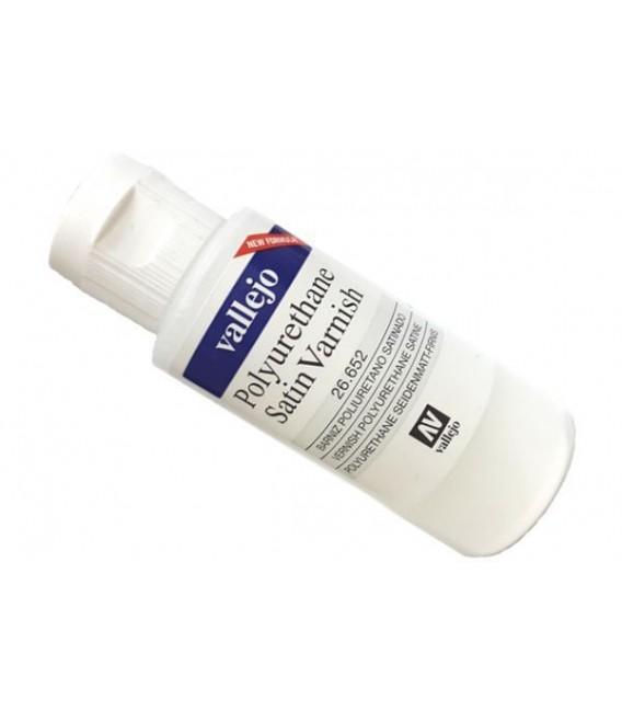 26.652 Vernís poliureta satinat Vallejo 60 ml.