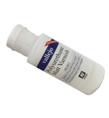 26.651 Vernis polyurethane mat Vallejo 60 ml.