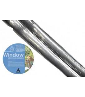 Plomo adhesivo para vidrieras Window 3x20 Plomo