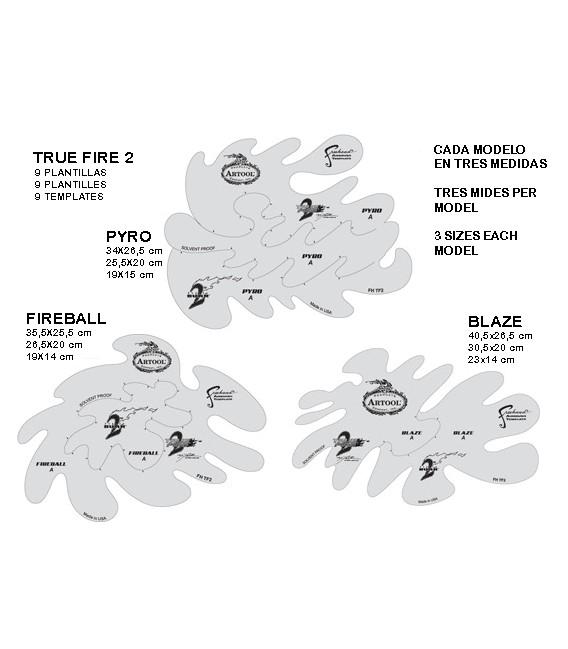 TRUE FIRE 2® FHTF2