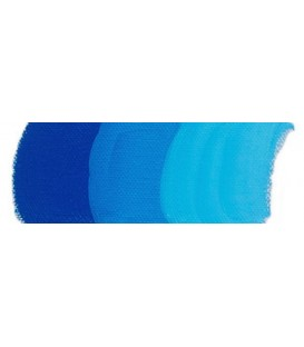 35) 13A Bleu manganese phthalo huile Mir 20 ml.