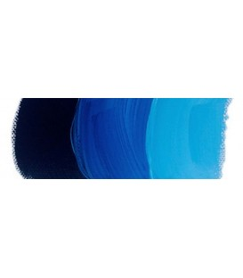 41) 18 Prussian blue oil Mir 20 ml.