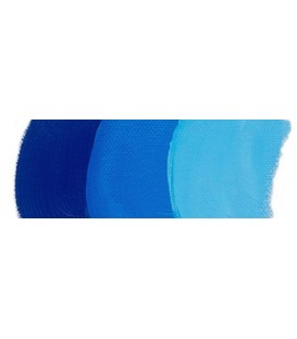 36) 15 Blu cobalto chiaro hue olio Mir 60 ml.