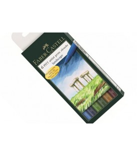 Landscape Faber Castell 6 Marker Pens Set