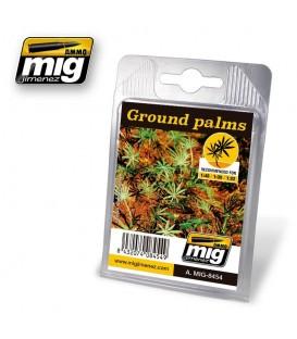 Ground Palms AMMO Mig Jimenez.