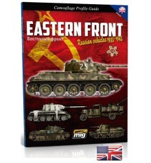 """Libro """"Eastern front. Russian Vehicles 1935-1945""""."""