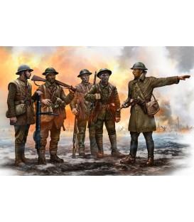 Infanteria britanica, Batalla del Somme, 1916 - 35.146