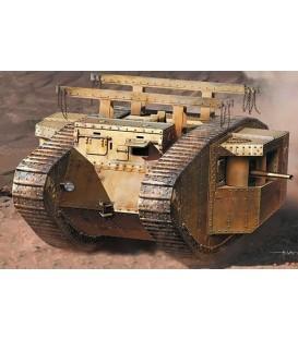 "MK I ""Male"" 1/72 British Tank Gaza strip - 72003"