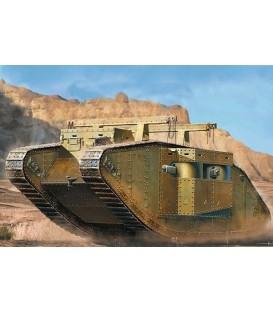 "MK I ""Female"" 1/72 British Tank Gaza strip - 72004"