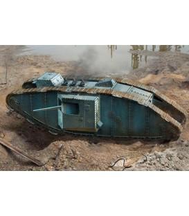 "MK II ""Male"" 1/72 British Tank Arras Battle period, 1917 - 72005"