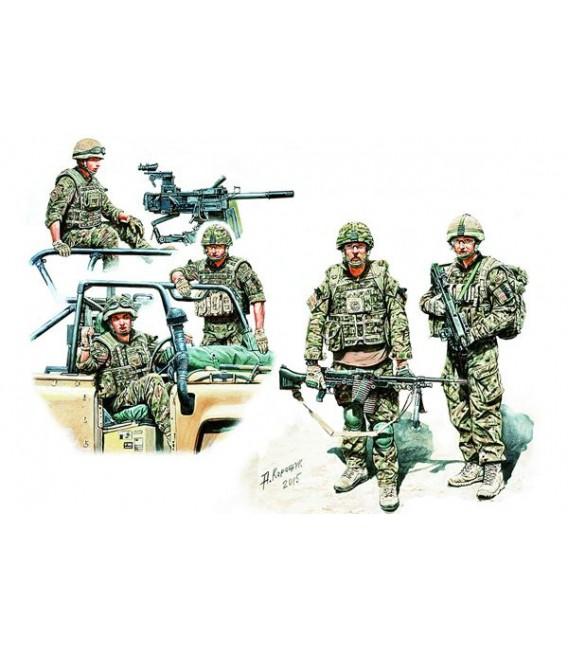 Modern UK Infantrymen, Present Day-35180