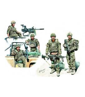 Infanterie Moderne UK, A ce moment-35180
