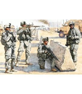 Punt de control US a Iraq-3591