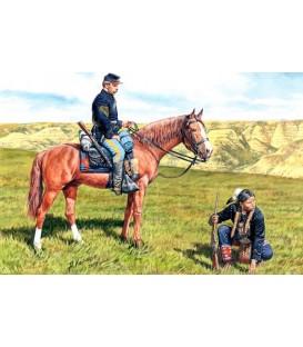 US Civil War Series: Explorador Yankee i Rastrejador-3549