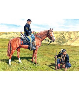 US Civil War Series: Yankee Scout & Tracker-3549