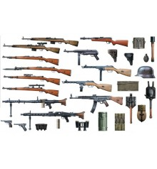 German Infantry Weapons WWII era - 35115