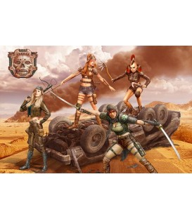 Desert Battle Series, Skull Clan-Death Angels-35122