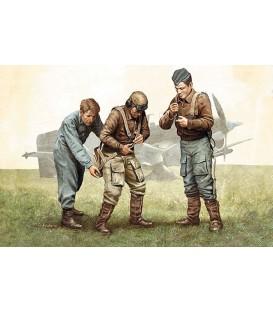 Pilots Luftwaffe WWII - 3202