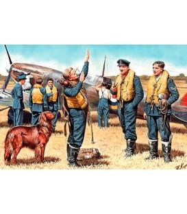 Pilots RAF WWII - 3206