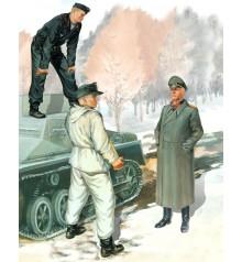 German tank crew Kit. no 2 (1943-1945) - 3508