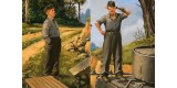 German tank repairmen (1940-1944) - 3509