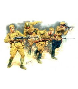Eastern Front Series, Soviet Infantry in Action, 1941-1942 -3523