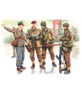 British Paratroopers, 1944. Kit 1 - 3533