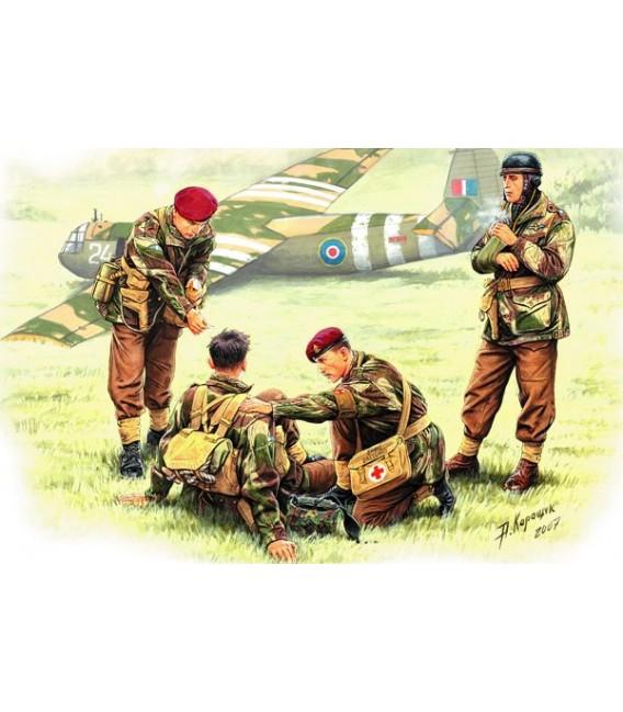 British Paratroopers, 1944. Kit 2 - 3534