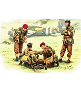 British Paratroopers, 1944. Kit 2 - 3534
