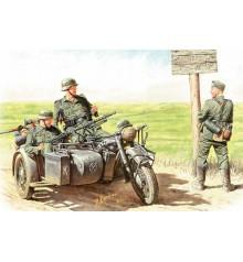 German Motorcyclists, (1940-1943) - 3539
