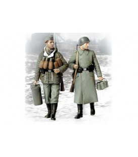 Supplies, at Last!, German Soldiers (1944-1945) - 3553