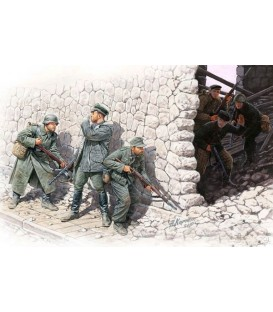Who's that?German Mountain Troops & Soviet Marines, 1943-3571