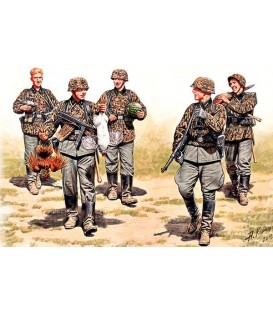 German Elite Infantry, Eastern front WWII - 3583