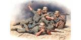 German Infantry Defense, Eastern Front Battle Series Kit 1-35102