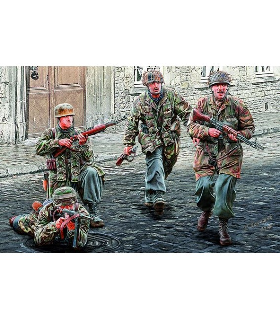 German Paratroopers WWII - 35145