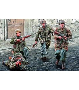 German Paratroopers WWII - 35145