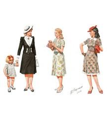 Women of WWII era - 35148