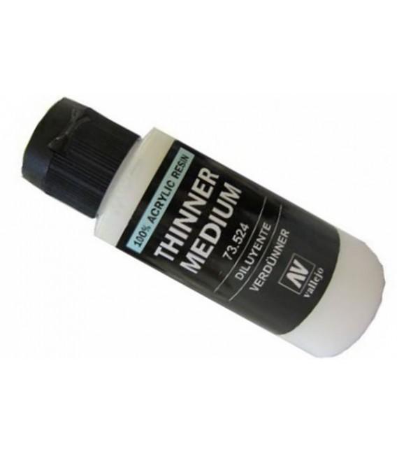 Thinner Vallejo 60 ml.