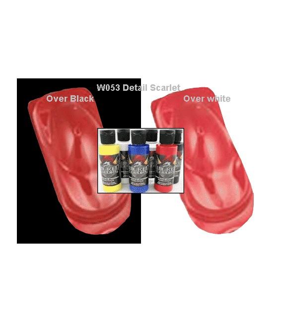 COLORE WICKED W053 SCARLATTO DETAIL (60 ml.)