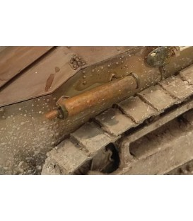 73.803 Vallejo Esquitxades Fang Industrial (40 ml.)
