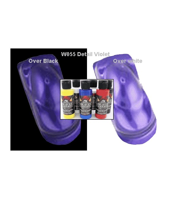 WICKED COLOR W055 DETAIL VIOLET (60 ml.)