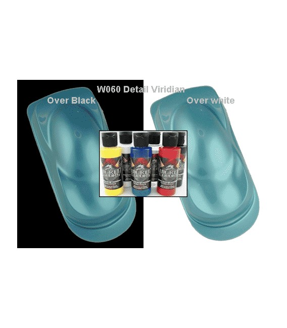 COR WICKED W060 VERDE VIRIDIAN DETAIL (60 ml.)