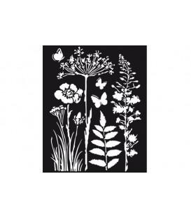 Plantilles - Stencils 20x25/0.5mm Gruixut Nature KSTD016